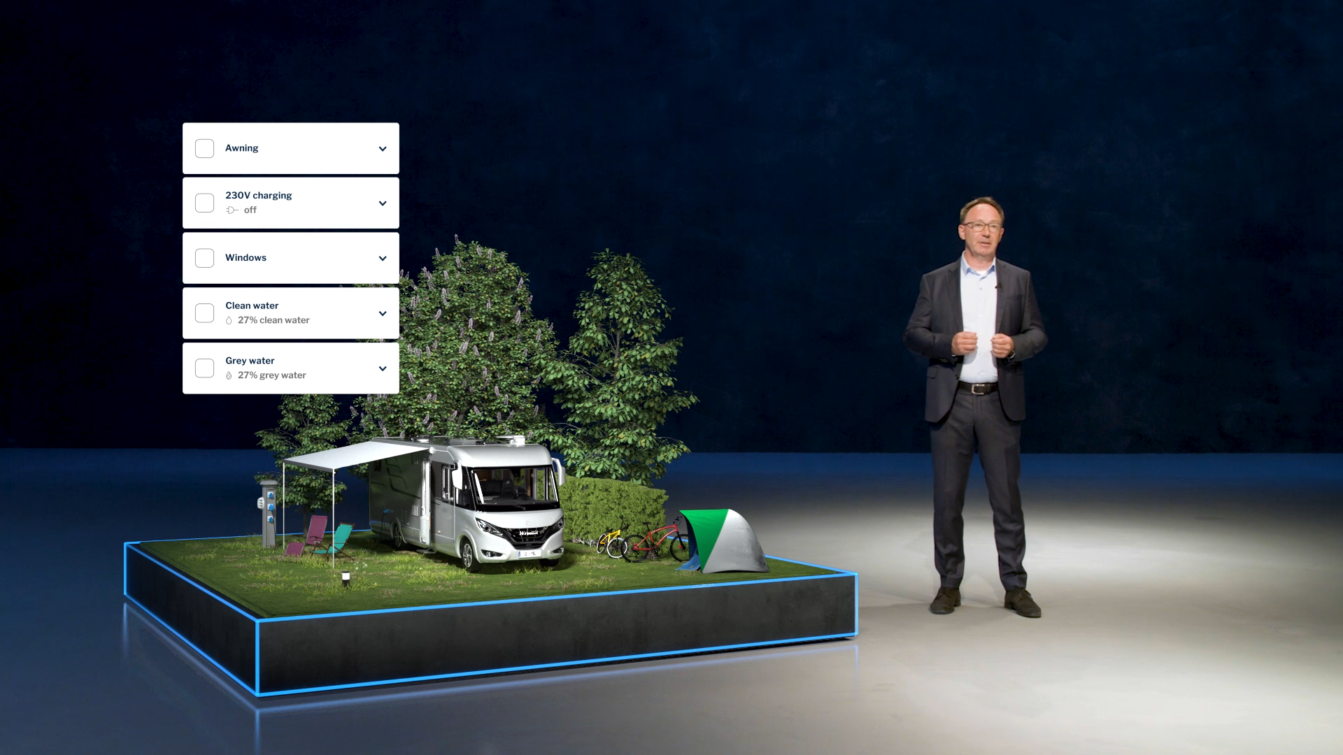 Hymer – Connect App